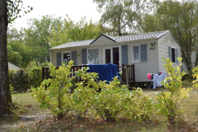 Location mobil home Dordogne - MH-2chbres-Confort