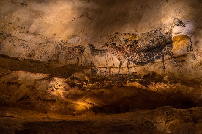 Camping Paradis en Dordogne Grotte de Lascaux 4